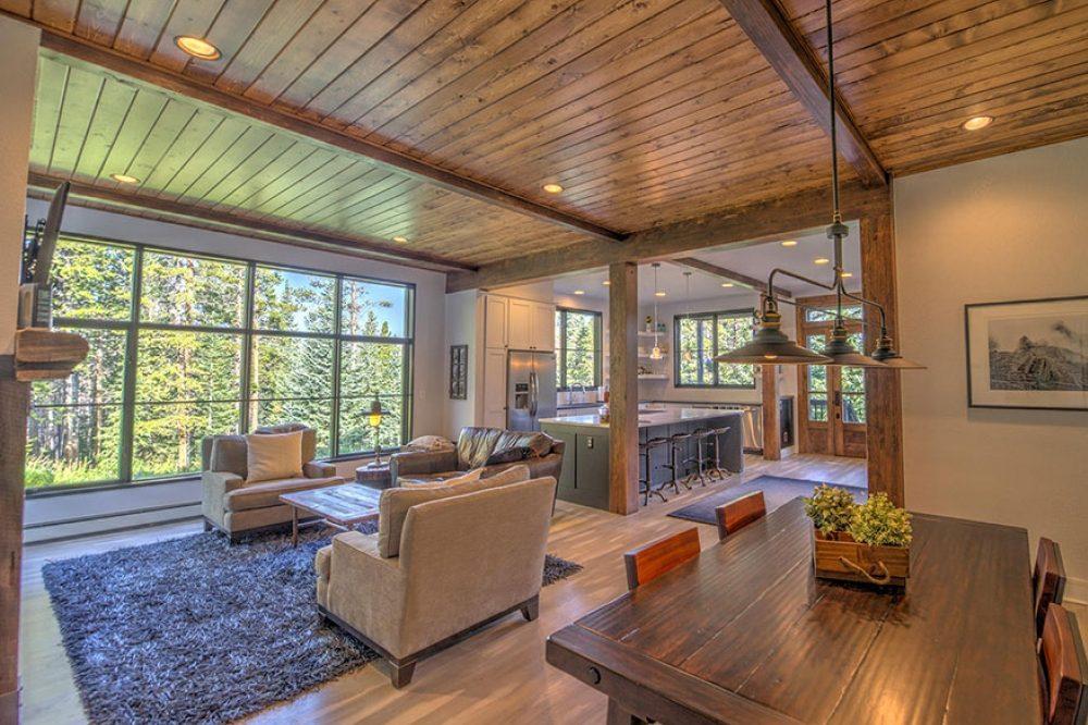 Breckenridge Heights Remodel Great Room