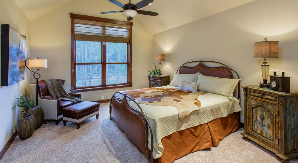 Alders Townhomes Bedroom
