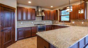 Angler Mountain Ranch Kitchen