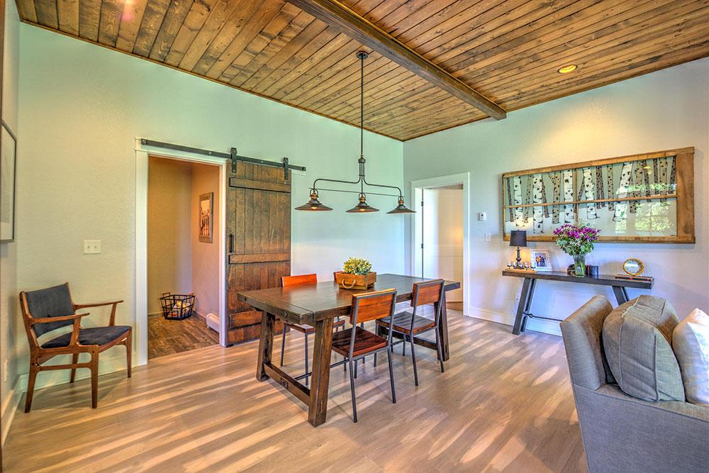 Breckenridge Heights Remodel Dining Room