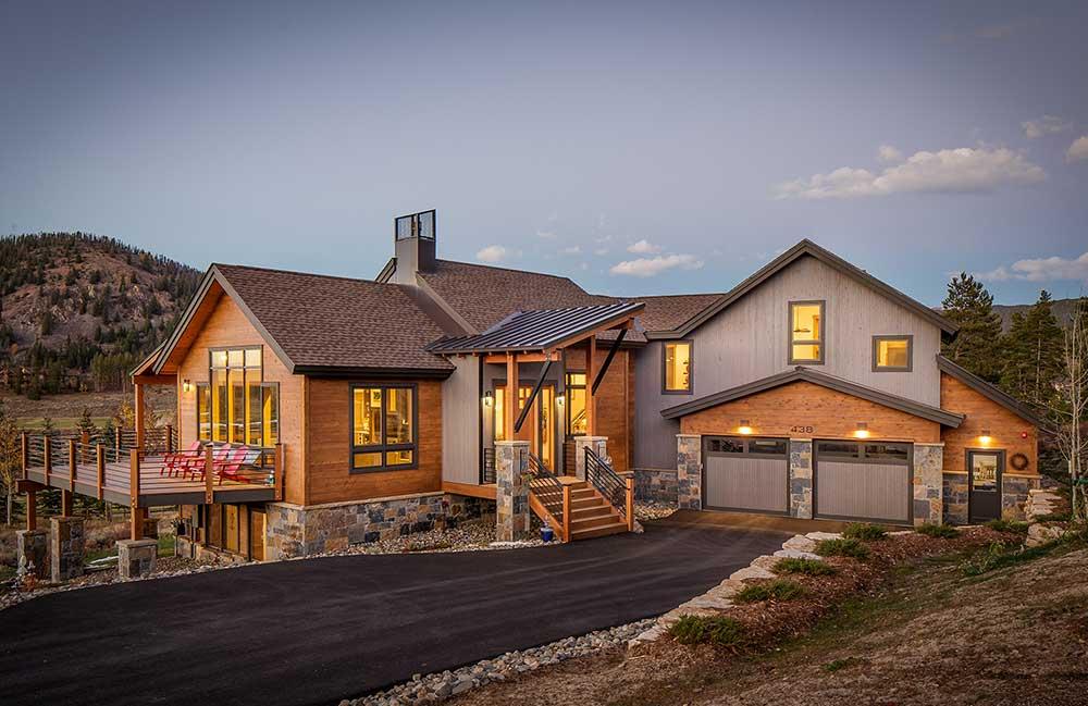 Breckenridge Highlands Custom Home
