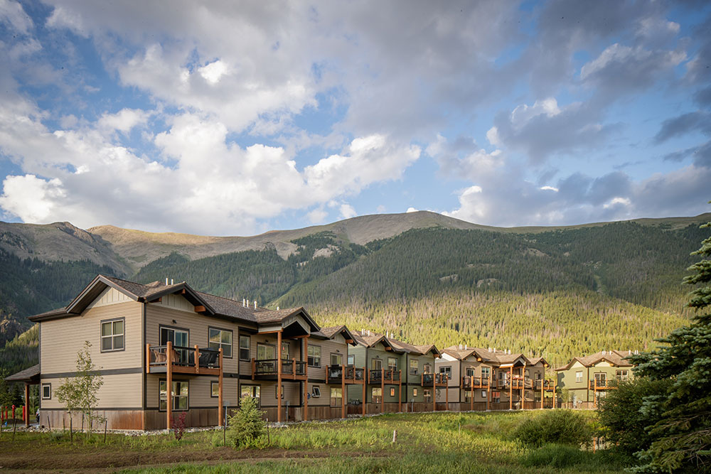 Copper Point Copper Mountain Housing