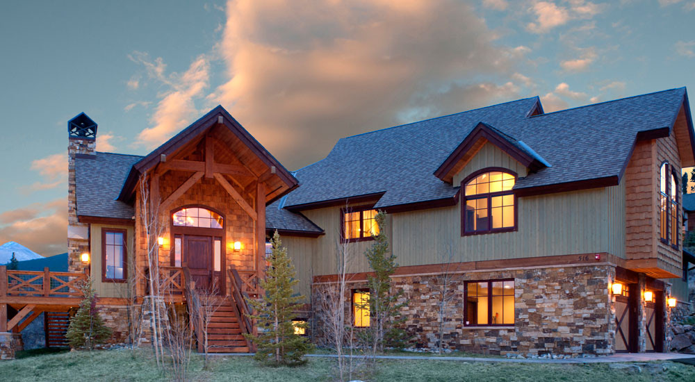 Glen Eagle Custom Home