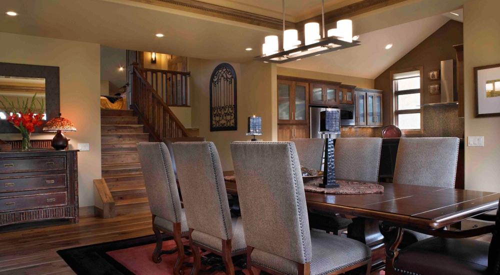 Mumford Residence Dining Room