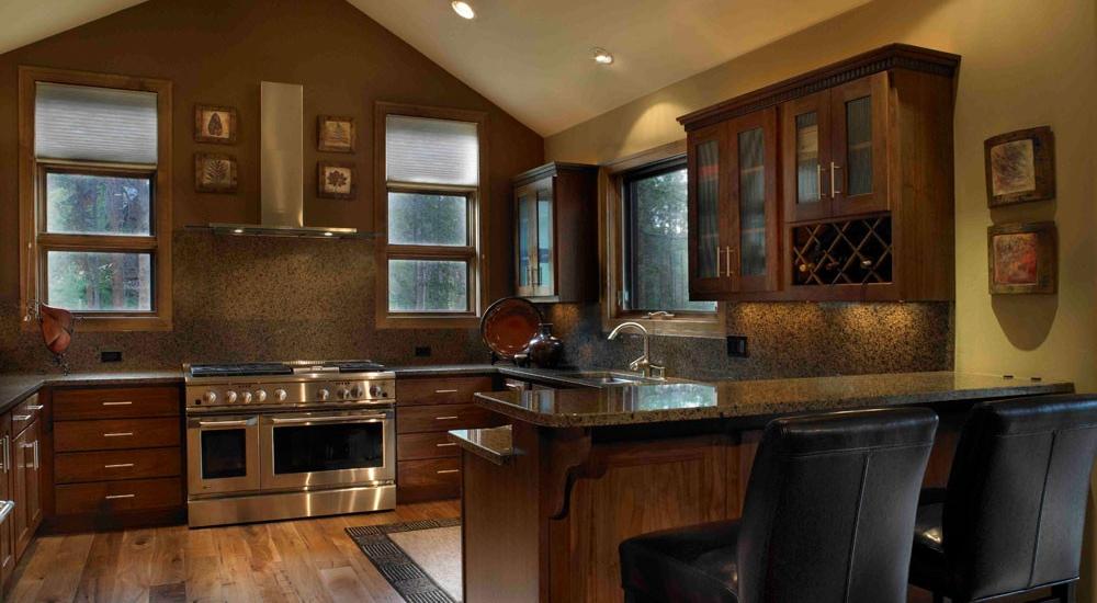 Mumford Residence Kitchen