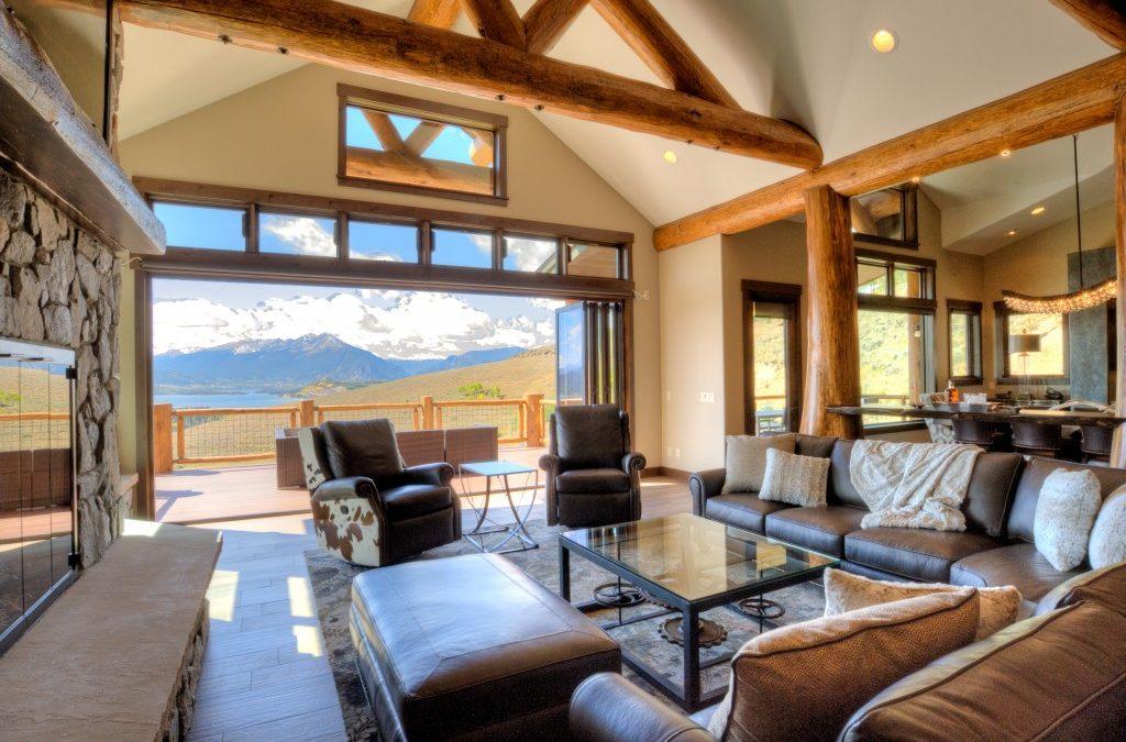 2016 Parade of Homes gives Peak Award to Ptarmigan Ranch Residence