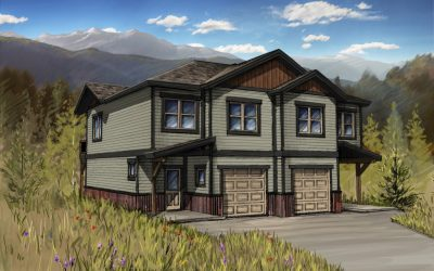 West Hills Townhomes – Workforce housing in Keystone
