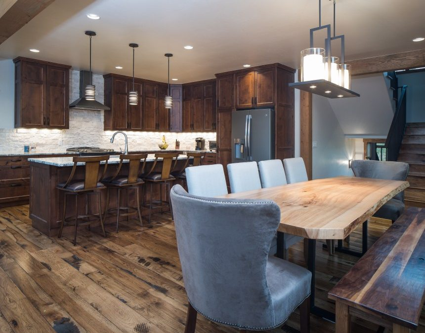 Highlands Meadow Custom Home completed