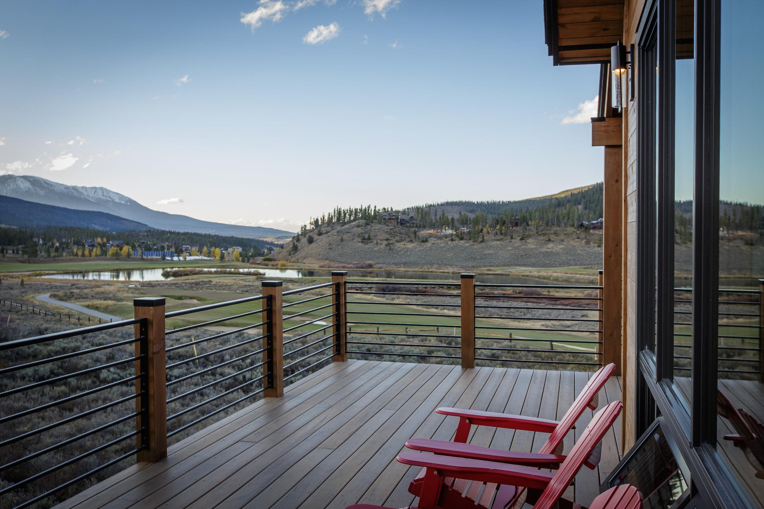 Breckenridge Highlands Deck
