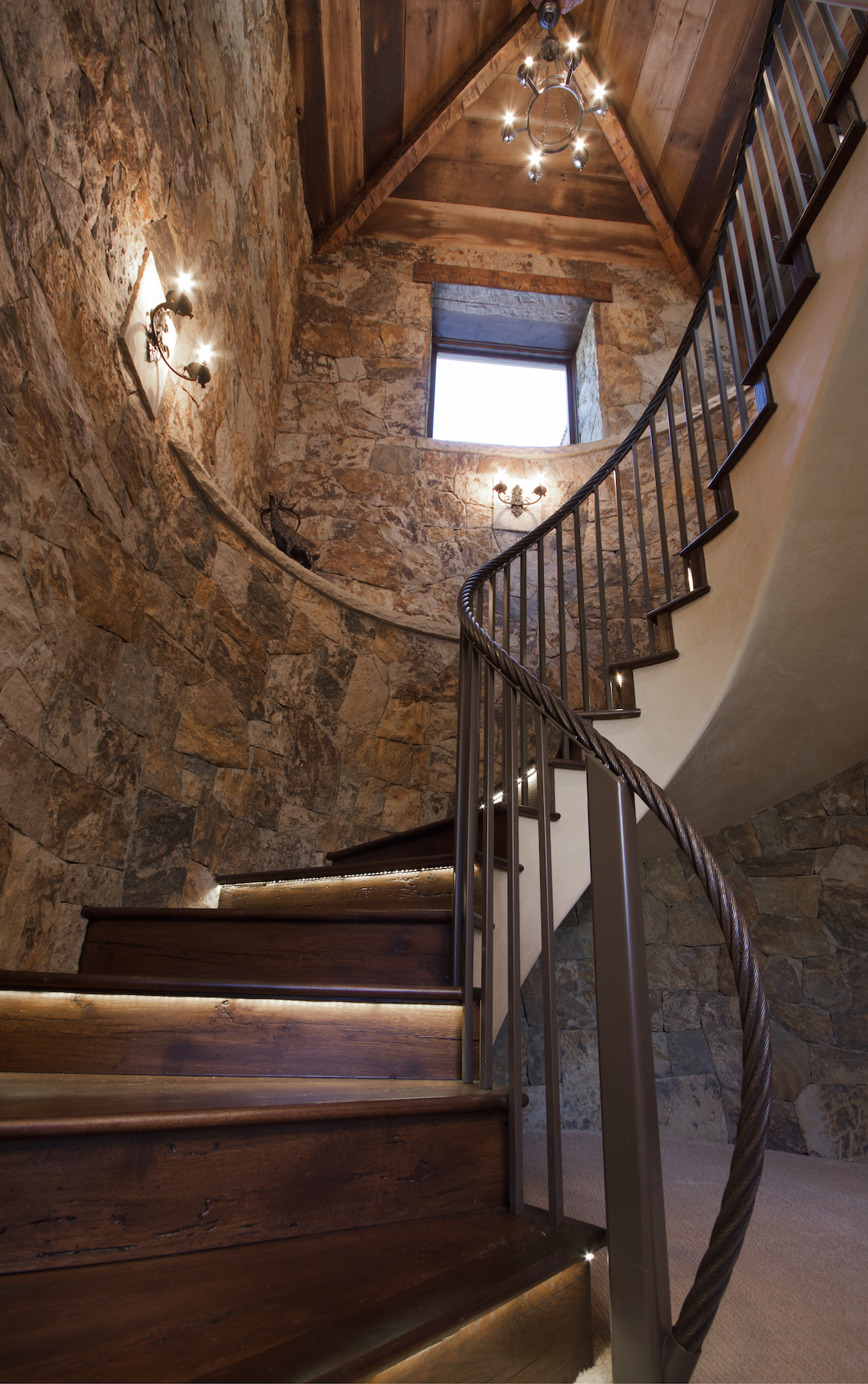 Eagle Residence Stairwell