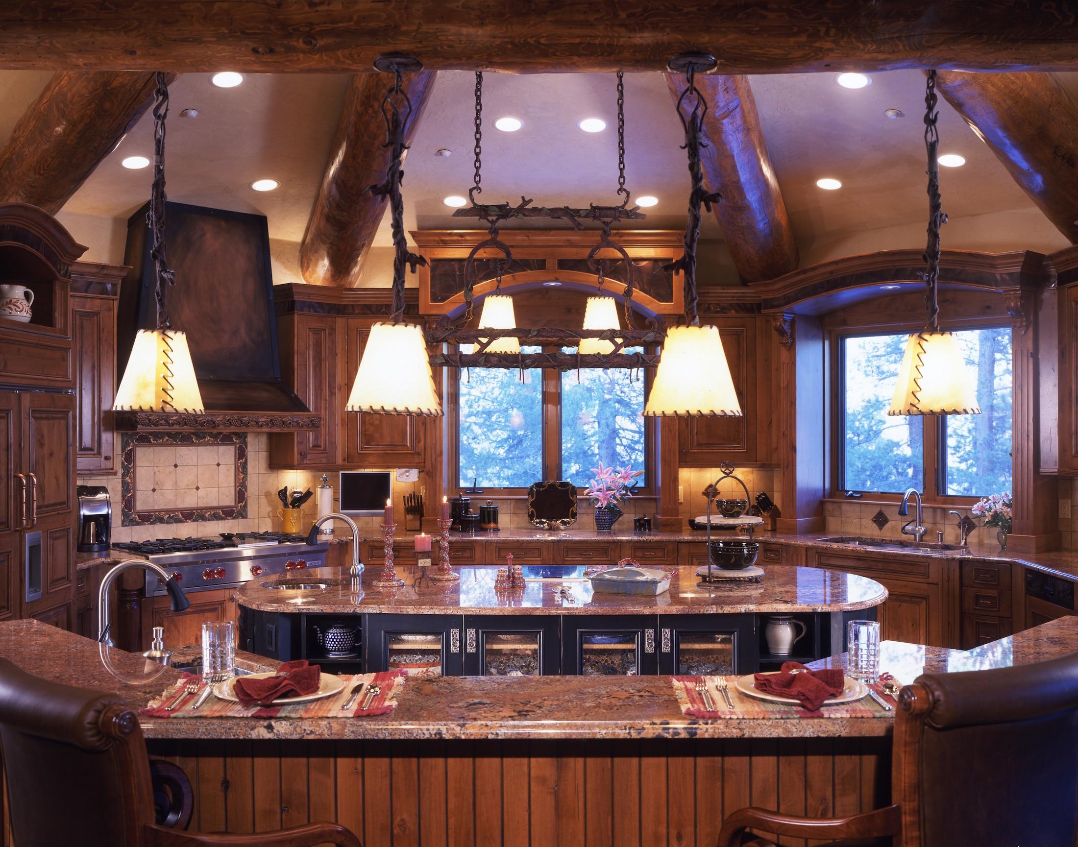 Blue River Home Kitchen