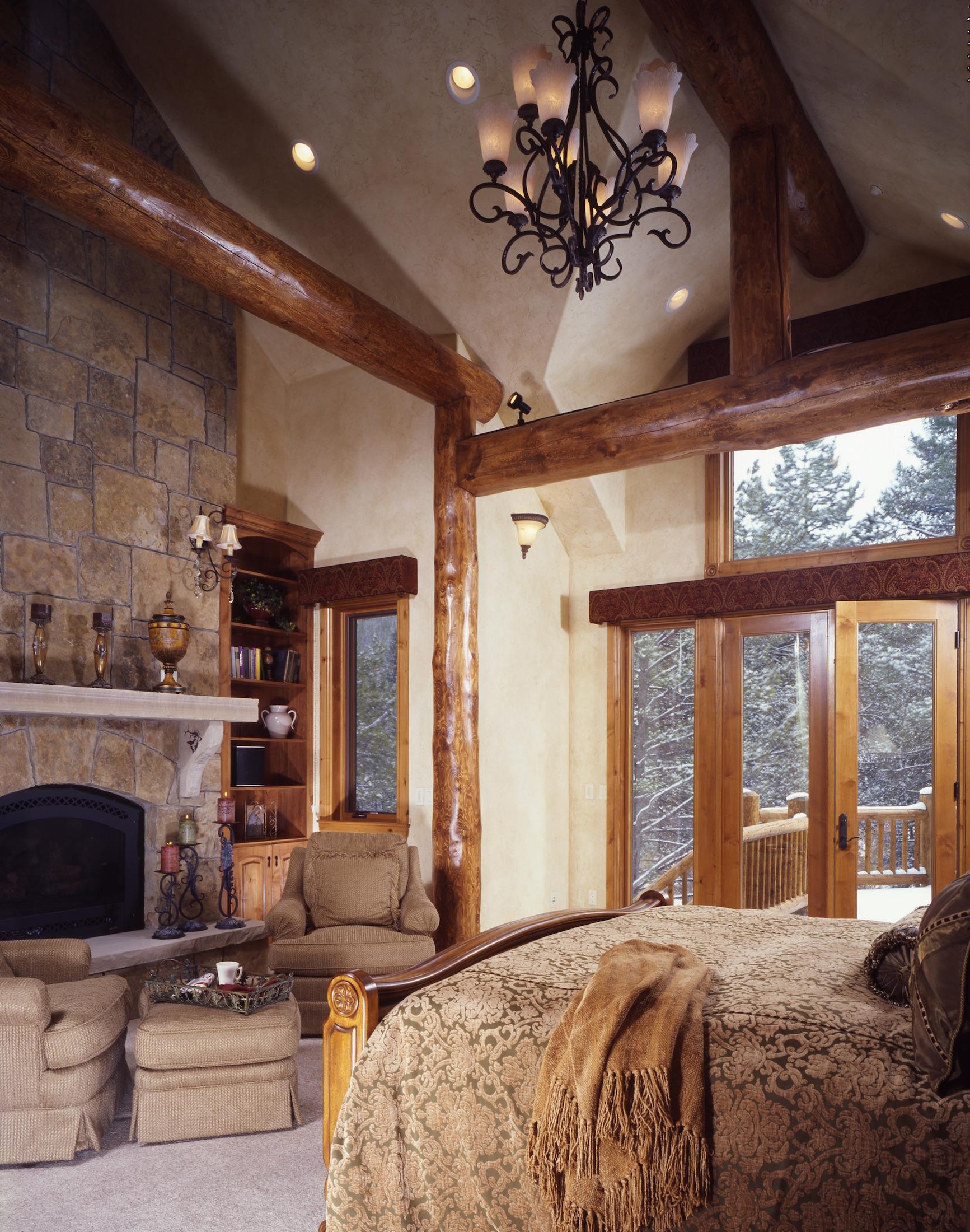 Blue River Bedroom