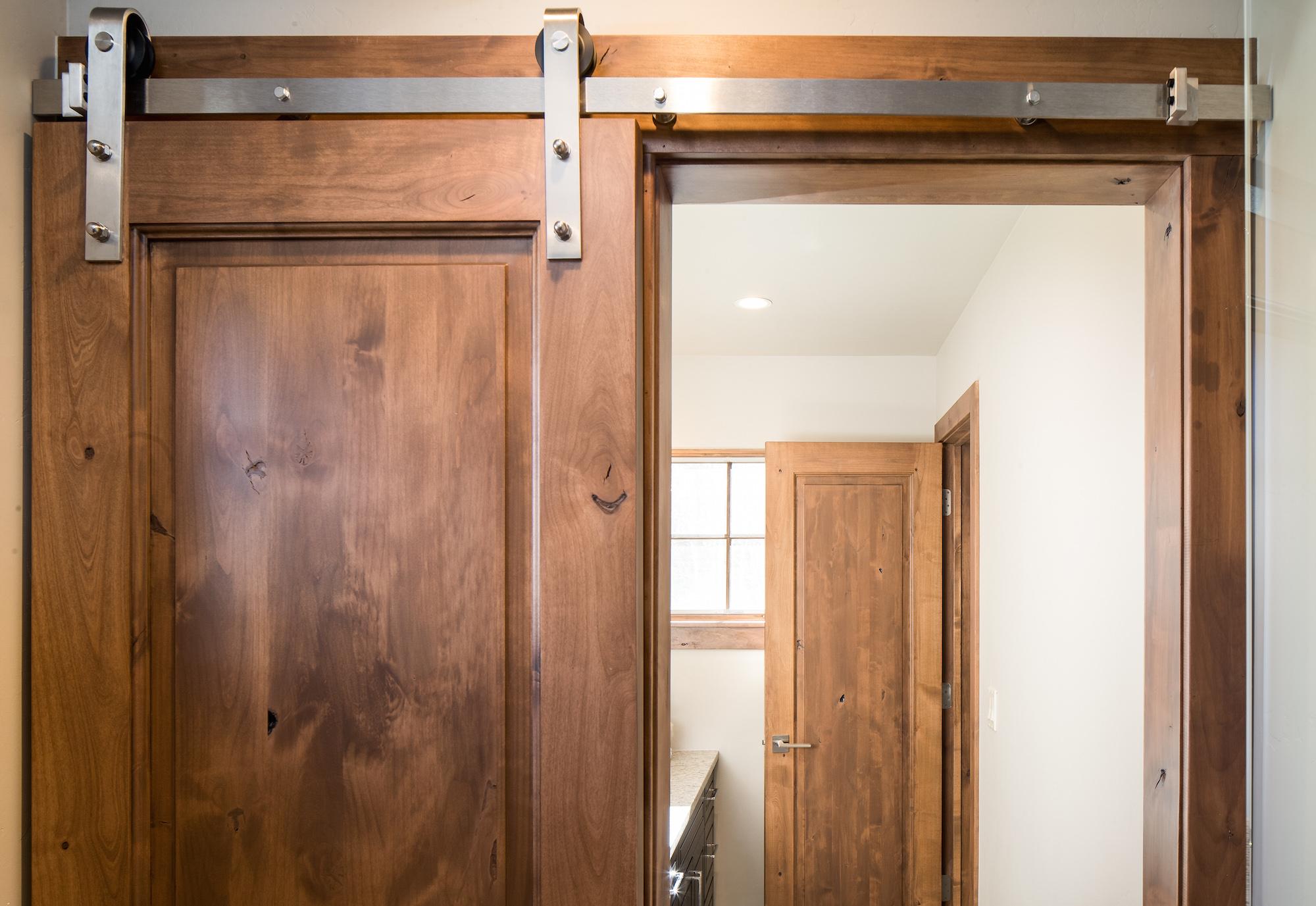 Harris Street Barn Door