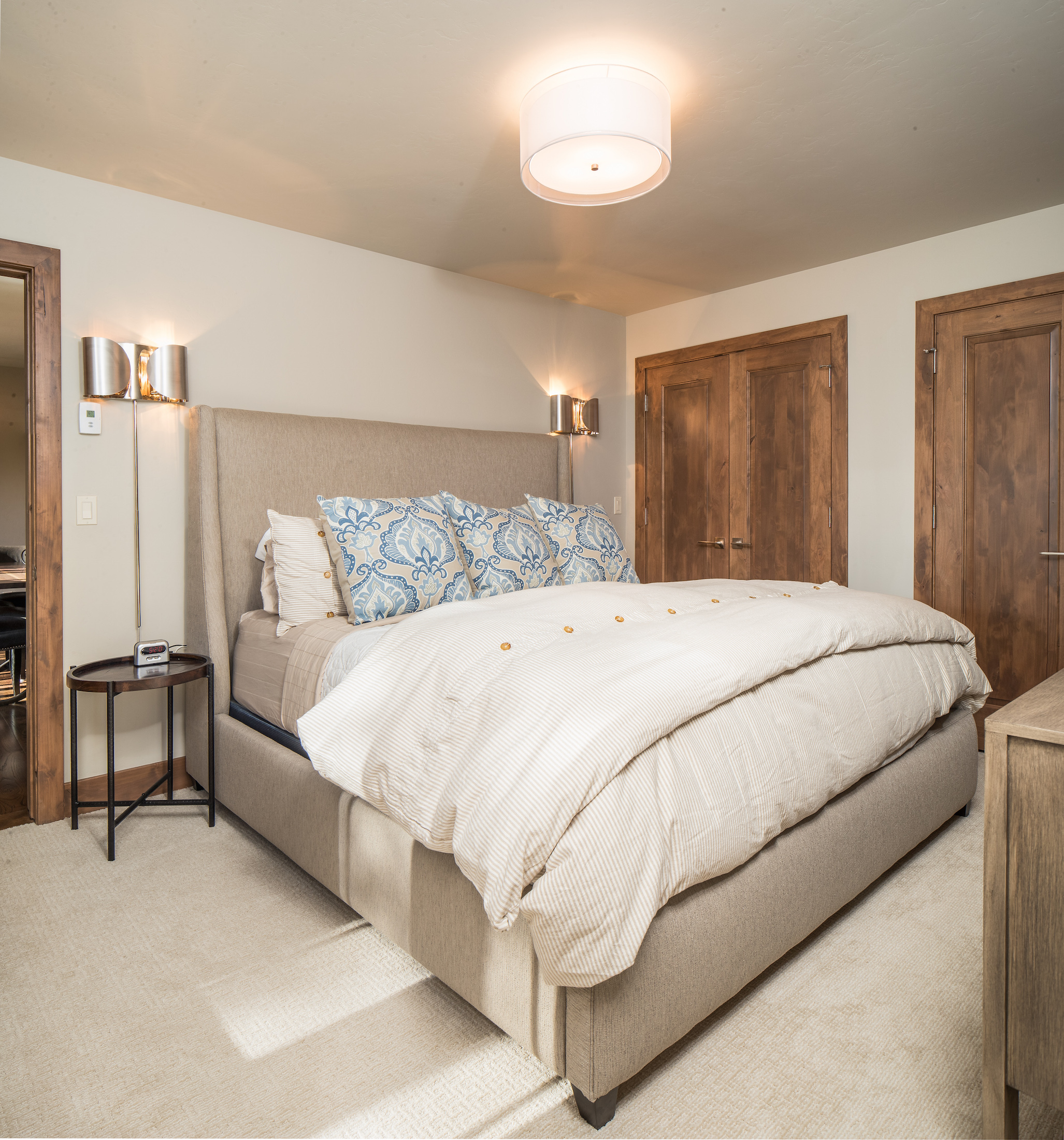 Harris Street Bedroom