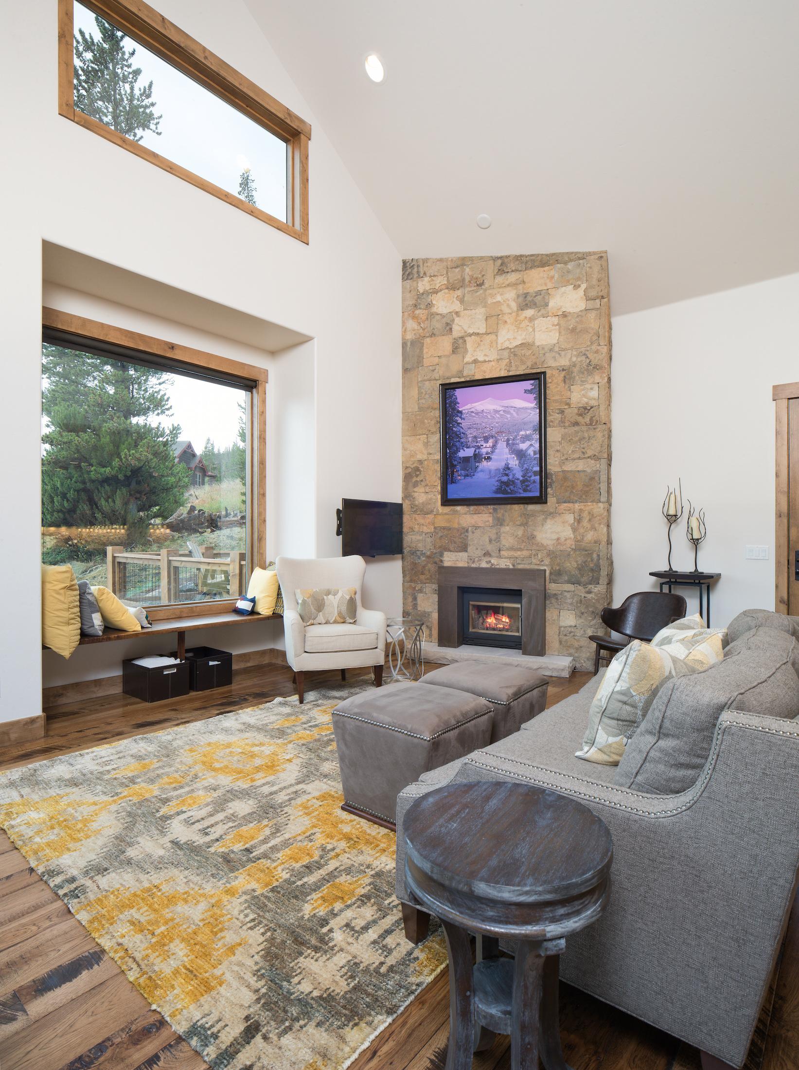 Highland Meadows Living Area