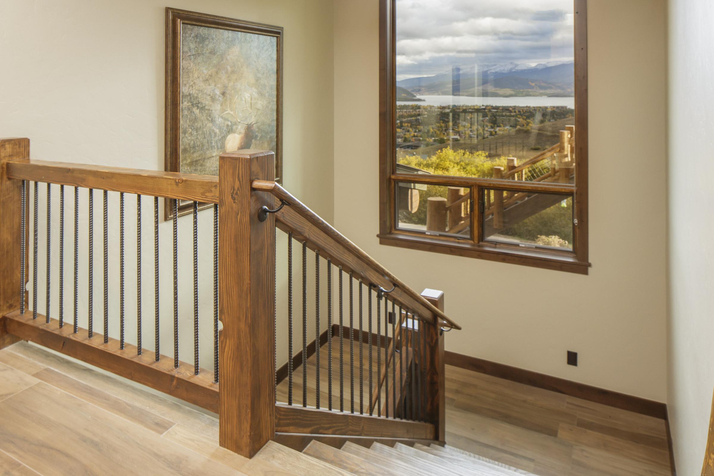 Ptarmigan Stairwell