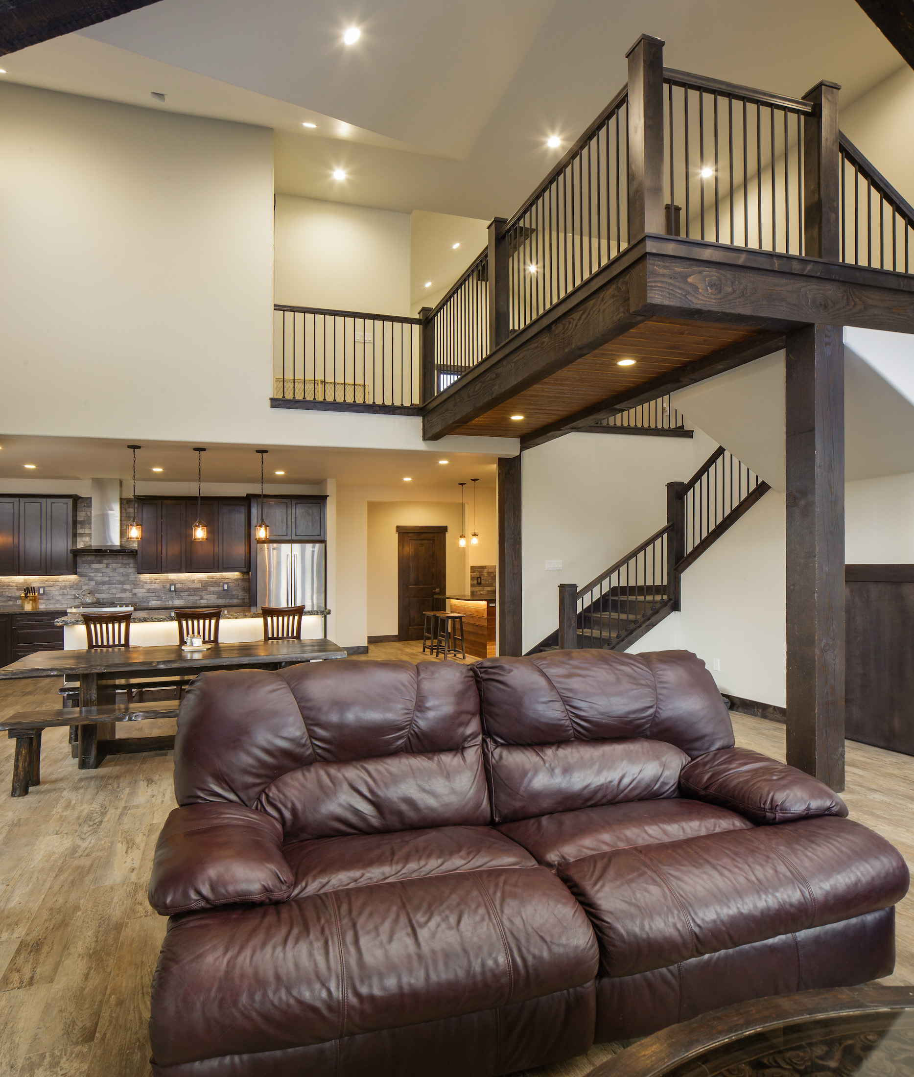 Whispering Pines Residence Living Area