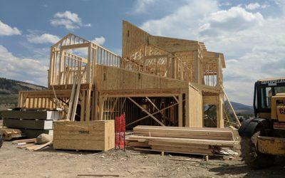 Smith Ranch, Silverthorne, under construction
